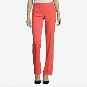 by & by Pants - Coral By&By Dress Pants - Size 5 (NWT)